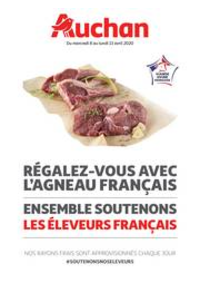 Bons Plans Auchan Val d'Europe Marne-la-Vallée : Catalogue Auchan