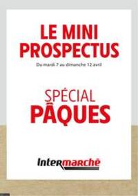 Prospectus Intermarché Super Chilly Mazarin : SPÉCIAL PÂQUES
