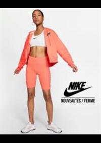 Prospectus Nike St. Denis : Nouveautés / Femme