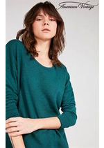 Catalogues et collections American Vintage : Tops & Shirts Femme