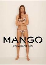 Catalogues et collections MANGO : Maillots de bain 2020