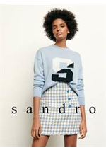Catalogues et collections Sandro : Jupes & Shorts Femme