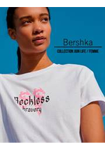 Catalogues et collections Bershka : Collection Join Life  Femme