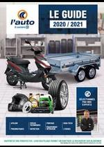 Guides et conseils  : LE GUIDE 2020 - 2021
