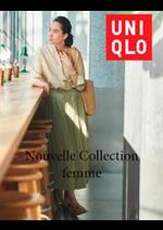 Catalogues et collections Uniqlo : Nouvelle Collection Femme