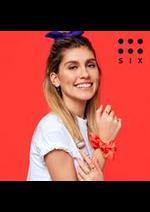 Prospectus SIX : Tendances Femme