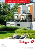 Prospectus Hilzinger : Guide de la fenêtre PVC