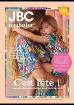 Prospectus JBC : C'est l'ete JBC