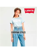 Catalogues et collections Levi's : Everyday Styles