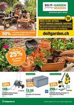 Promos et remises Do it + Garden : Do it + Garden Aktionsflyer KW21