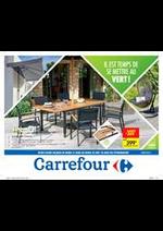 Prospectus Carrefour Drive : Il est temps de se mettre au vert