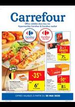 Promos et remises Carrefour Express : BBQ Actions