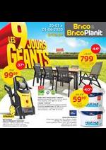 Bons Plans Brico : Jour Gegants
