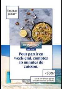 Prospectus Monoprix : Monoprix sur mer