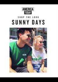 Catalogues et collections America Today Louvain la Neuve : Shop the look