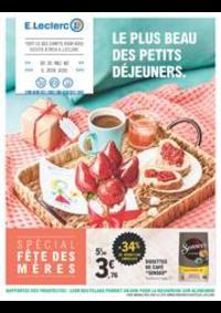 Prospectus E.Leclerc CHAUMONT : Le plus beau des petits déjeuners