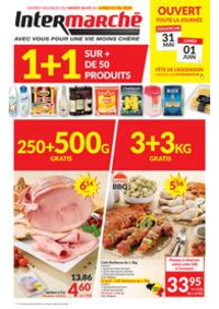 Promos et remises Intermarché Recogne : Folder Intermarché