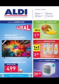 Prospectus Aldi FLEURUS : Folder Aldi