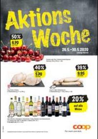 Promos et remises Coop Supermarché Belp : Coop reklamblad