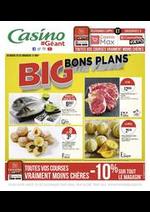 Prospectus Géant Casino : Big bons plans
