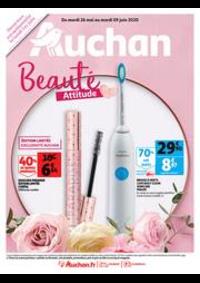 Prospectus Auchan BESSONCOURT : Auchan Beauté
