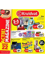 Promos et remises Kruidvat : Folder