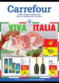 Prospectus Carrefour Market WAVRE : folder Carrefour Market