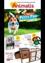 Prospectus Animalis : Les petits prix sont de sortie