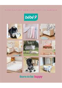 Prospectus bébé 9 PONTARLIER : Born to be happy