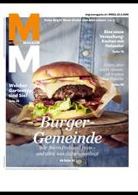 Journaux et magazines Migros Allschwil - Ziegelei : Migros Magazin 22