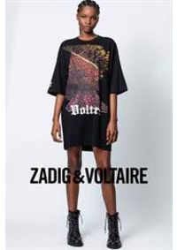 Prospectus Zadig et Voltaire LE CHESNAY : Collection Robes