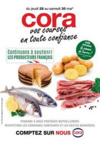 Prospectus Cora METZ : Catalogue Cora