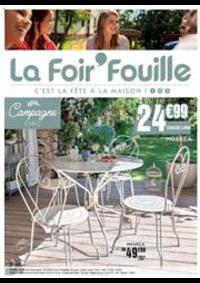 Prospectus La Foir'Fouille L'ISLE D'ABEAU : C'est la fête à la maison!
