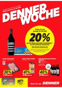 Prospectus DENNER Bern - Brunnmattstrasse : Denner Woche KW 22