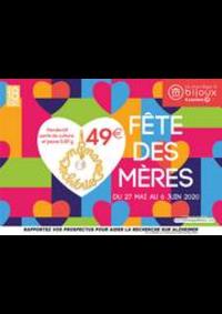 Prospectus E.Leclerc NANTERRE : Fête des Mères