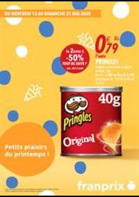 Prospectus Franprix PIERREFITTE S/SEINE : Petits plaisirs du printemps!