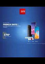 Prospectus SFR : French Days!