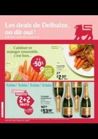 Prospectus AD Delhaize Jurbise : Nouveau: Promotion de la semaine