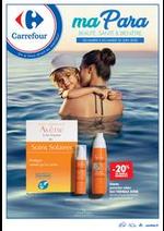 Prospectus Carrefour : Votre parapharmacie de Juin