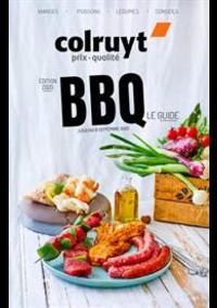Prospectus Colruyt ANDERLECHT - VEEWEYDE : Catalogue BBQ