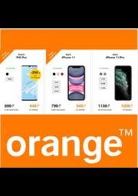 Prospectus Orange Anderlecht Cora : Orange Acties