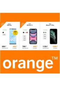 Prospectus Orange Berchem-Ste-Agathe - Basilix Shopping Center : Orange Acties