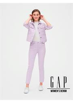 Catalogues et collections Gap : Women's Denim