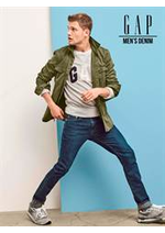 Catalogues et collections Gap : Men's Denim