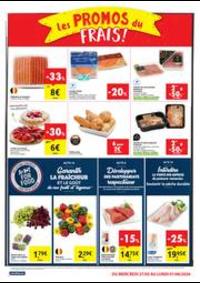 Prospectus Carrefour Market SPY : folder Carrefour Market