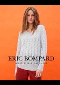 Prospectus Eric Bompard LE CHESNAY : Festival D' Été Femme