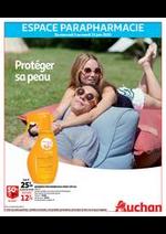 Prospectus Auchan : Protéger sa peau