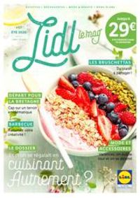 Journaux et magazines Lidl ISSOIRE : Eté 2020