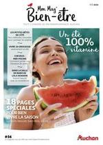 Prospectus Auchan : Mon Mag Bien-être été 2020