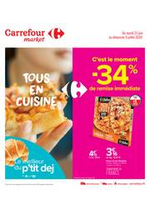 Prospectus Carrefour Market : Tous en cuisine